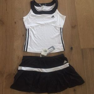 Adidas tennis outfit 🎾